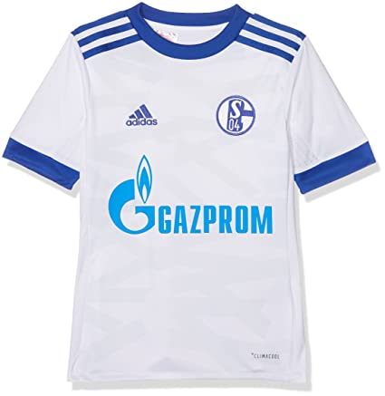 507913958 Image Unavailable. Image not available for. Color  adidas 2017-2018 Schalke Away  Football ...