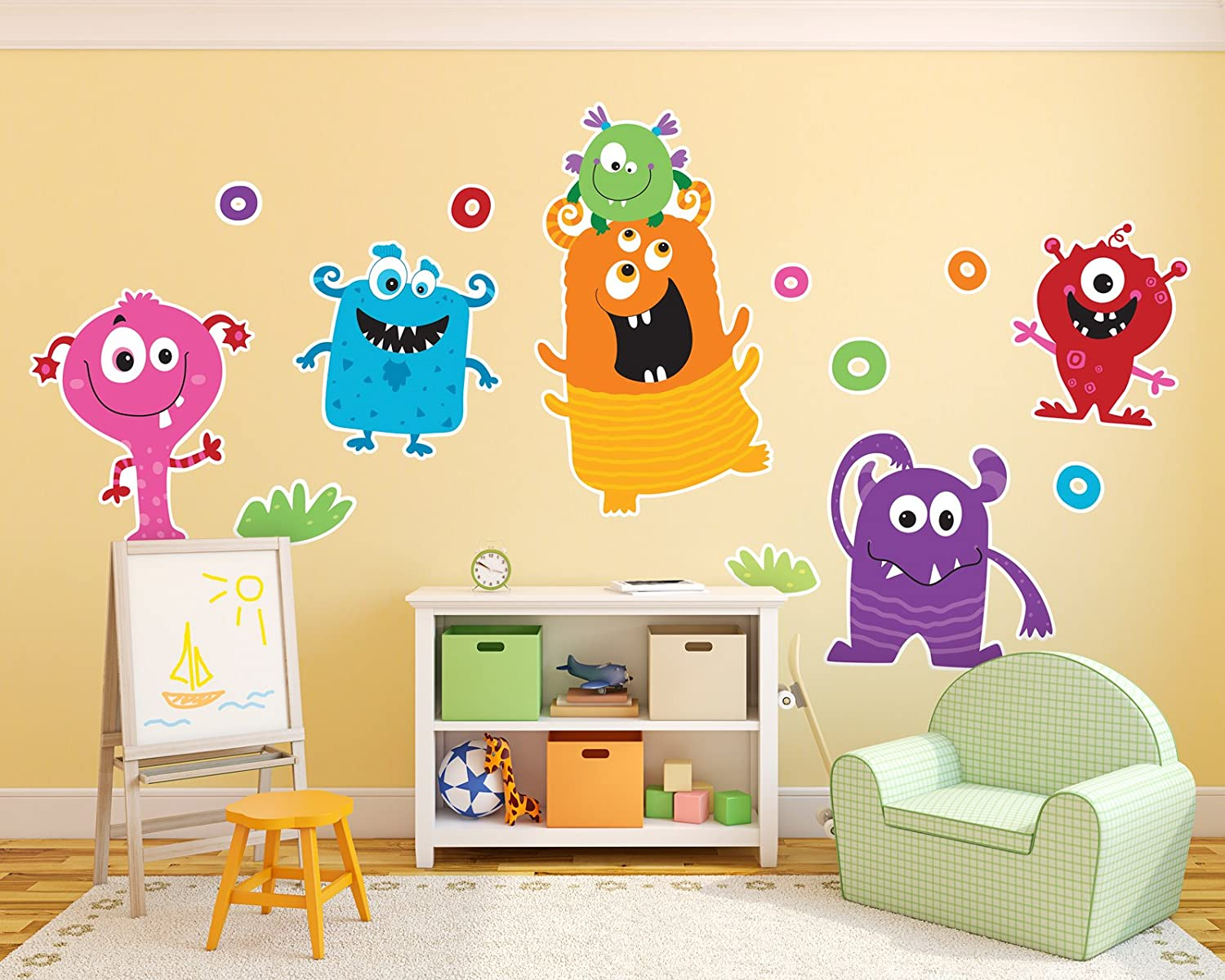 Best Monsters Inc Wall Decor Ideas - The Wall Art Decorations ...