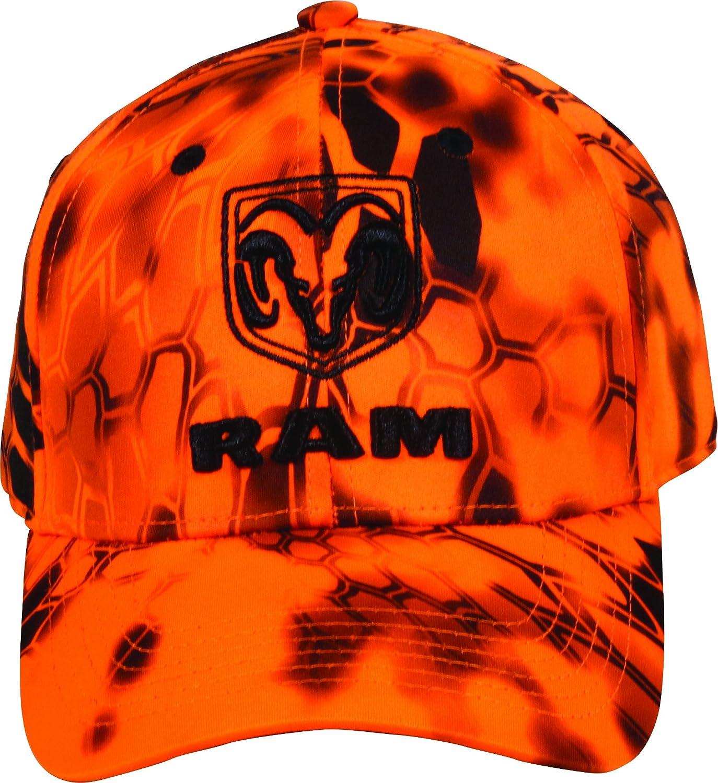 Outdoor Cap Mens Ram Kryptek Blaze Camo Cap