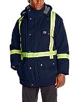 Helly Hansen Workwear Men's Weyburn High Visibility Parka Jacket