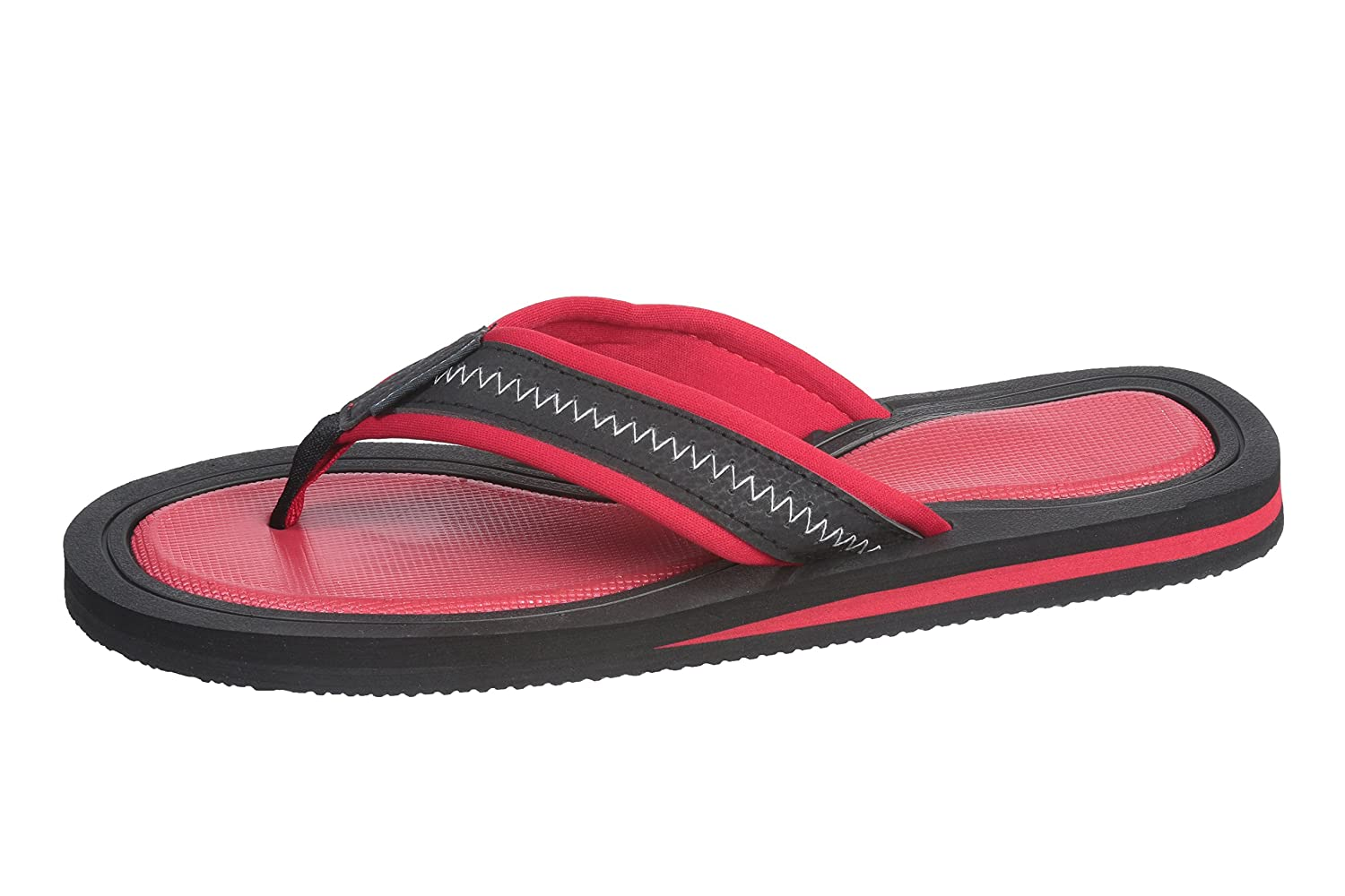 614620ff7 Hendricks Men s Waterproof Thong Flip Flop Beach Sandal  Amazon.ca  Shoes    Handbags