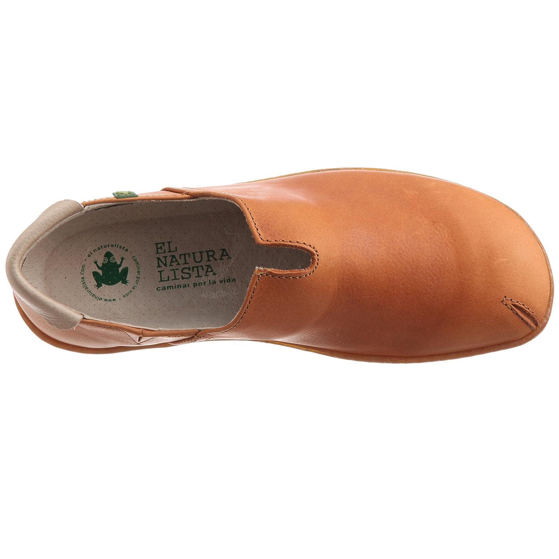 El Naturalista Women's N275 Soft Grain Wood-Brown/El Viajero Slipper B001SRY6FO 40 Medium EU (9 US) Wood/Brown