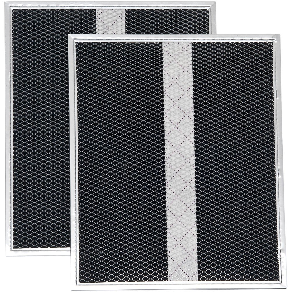 """Broan Non-Ducted Filters for 36 in. Allure Series Range Hoods (2-Pack) for 36"""" Wide QS Series Range Hood"""