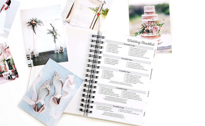 Amazon com: Wedding Planner, Wedding Organizer, Wedding Planner Book