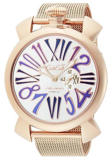 buy popular 87342 06ecd [ガガミラノ] 腕時計 5081.3 並行輸入品 ゴールド