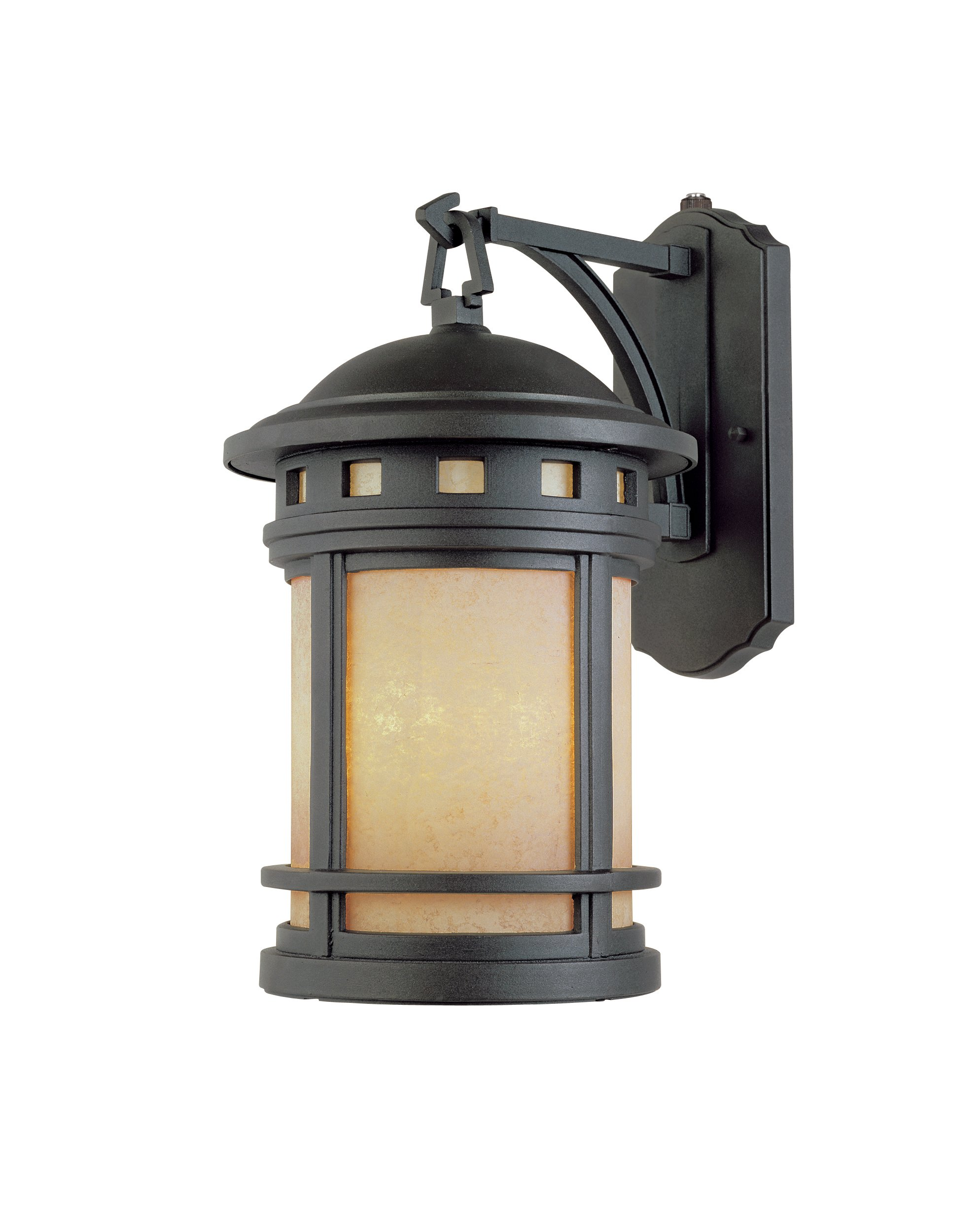 Designers Fountain ES2381-AM-ORB Sedona-Es Wall Lanterns, Oil Rubbed Bronze