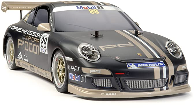 Tamiya Porsche 911 GT3 - Radio-Controlled (RC) land vehicles (Cochecito de juguete): Amazon.es: Juguetes y juegos