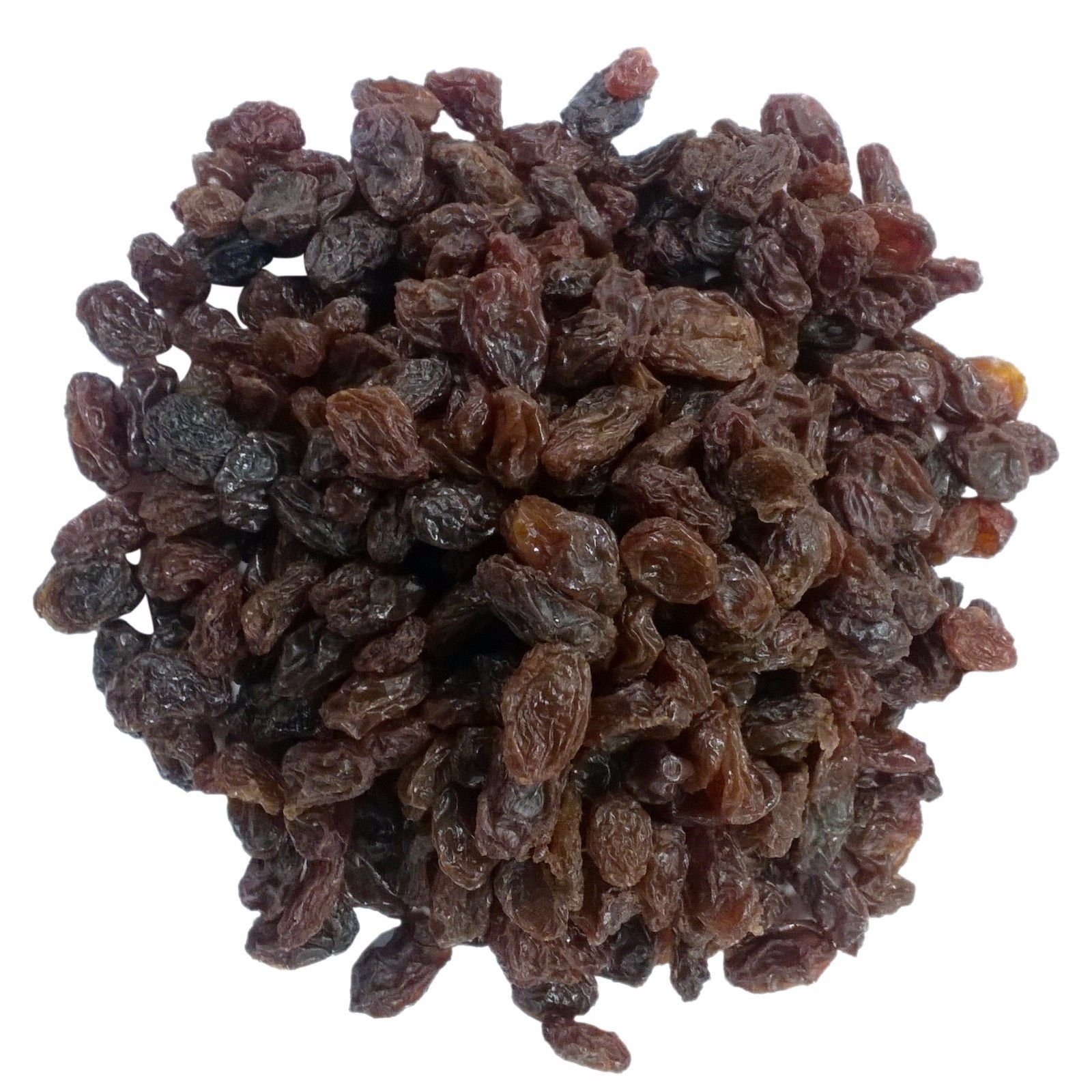 Organic California Thompson Seedless Raisins by Food To Live (Sun-Dried, Non-GMO, Kosher, Unsulphured, Bulk, Lightly Coated with Organic Sunflower Oil) — 30 Pounds