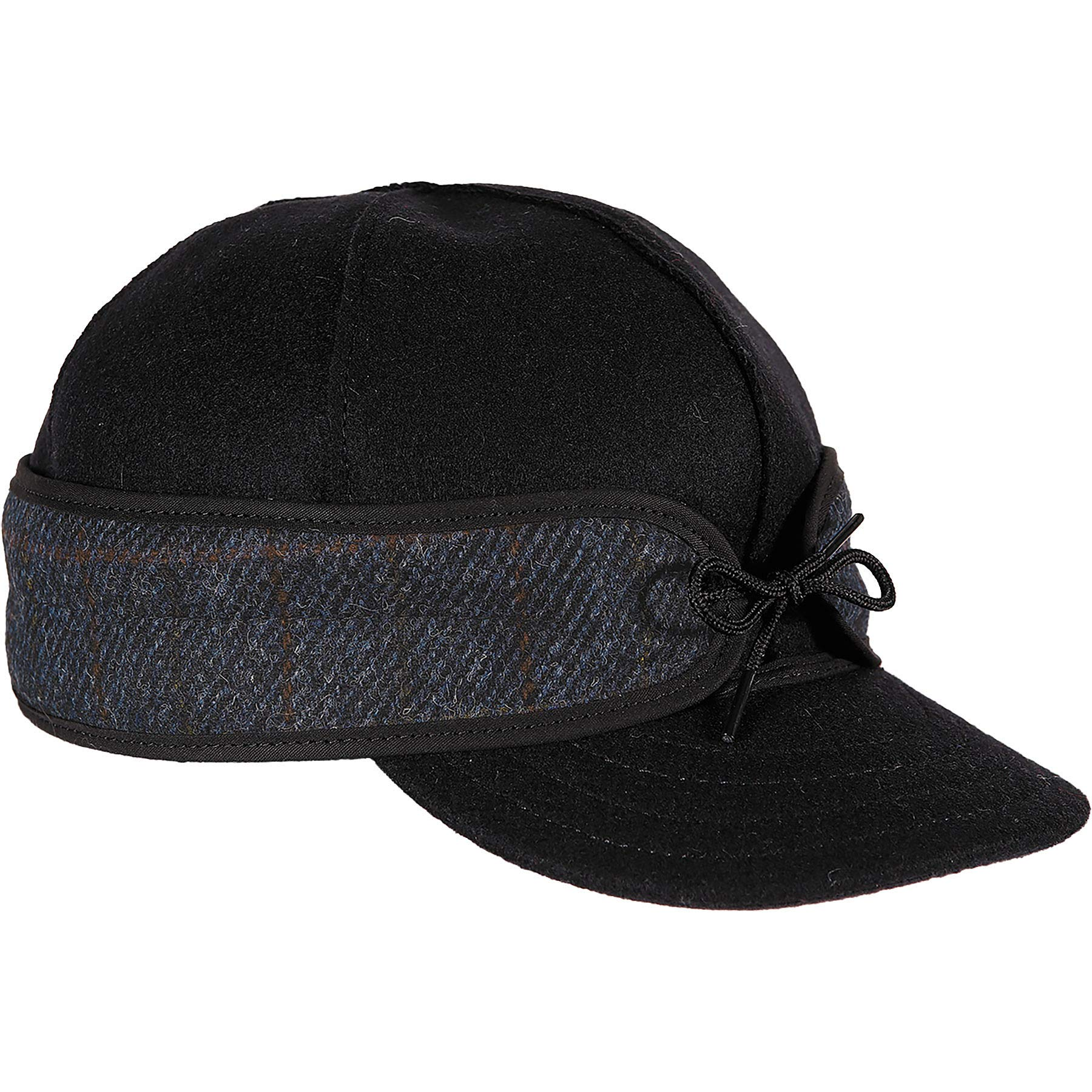 Harris Tweed Original Stormy Kromer Cap by Stormy Kromer