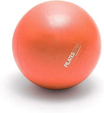 Yogistar Gymnastikball / Pilatesball - 23 cm - 7 colores, naranja ...
