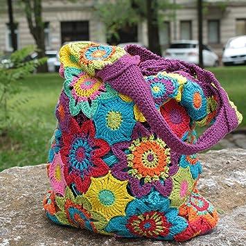 Tasche Selber Häkeln Und Stricken Häkelset Sommertasche Mit