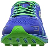 Newton Running Women's Gravity V Dark Blue/Lime