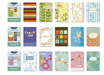 value pack assorted thank you appreciation cards bulk greeting cards box set 30 pack assortment - Bulk Sympathy Cards