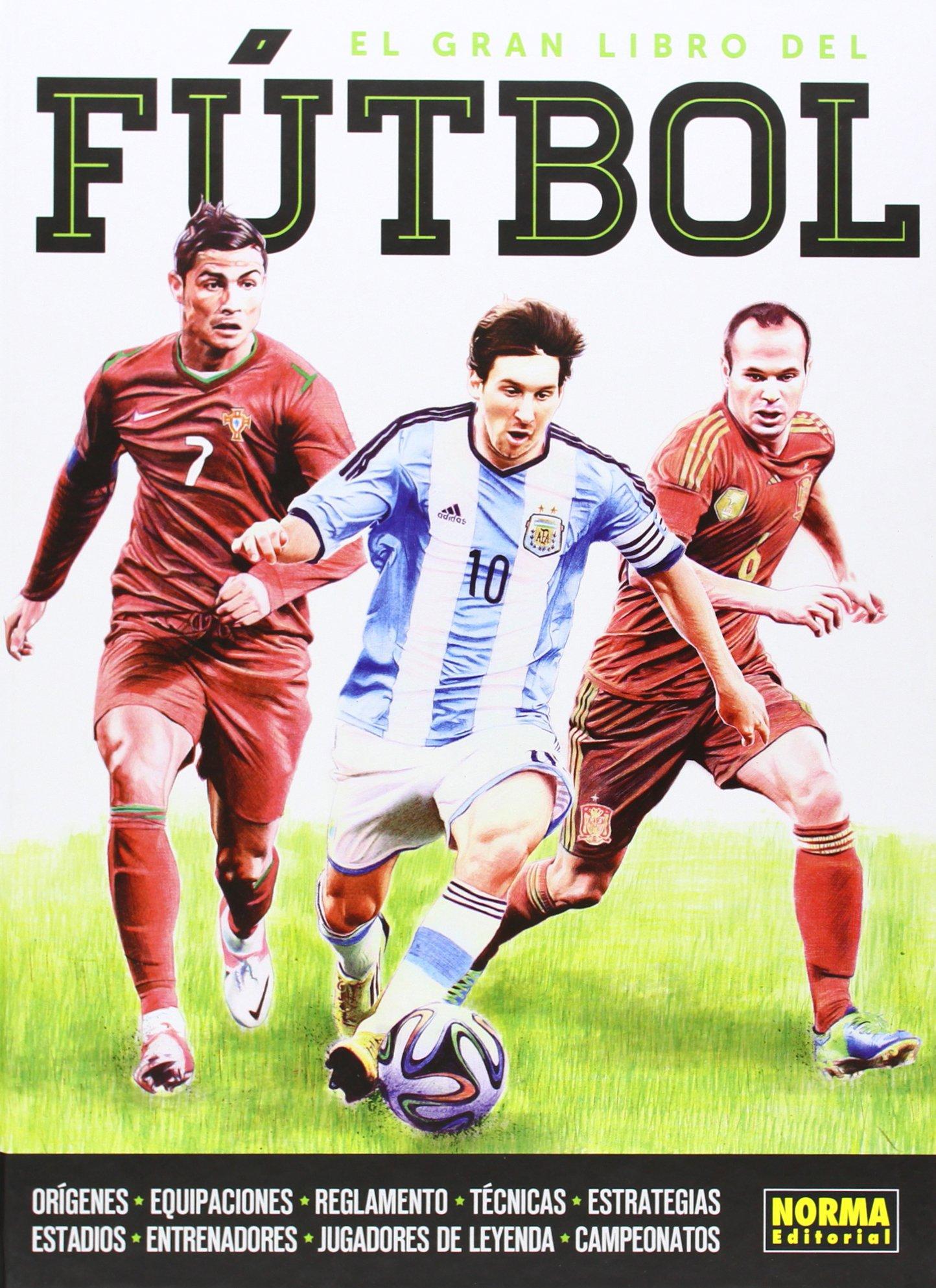 Gran Libro Del Fútbol (Comic Europeo (norma)): Amazon.es: Martínez Paco: Libros