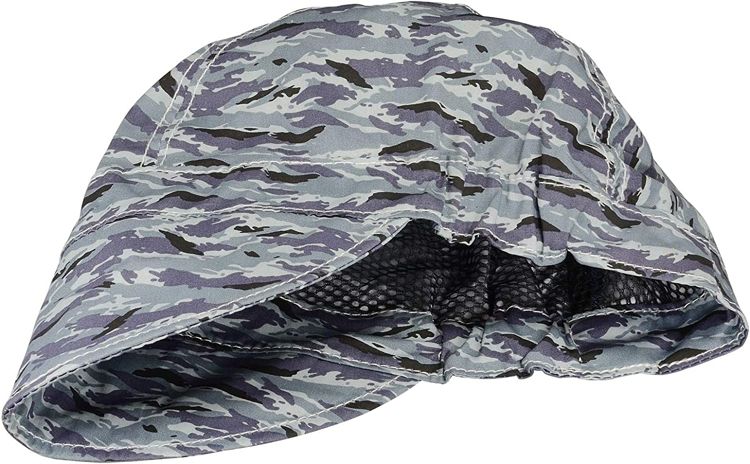 2019 New Style Pure Cotton Welding Cap Mesh Inside Liner