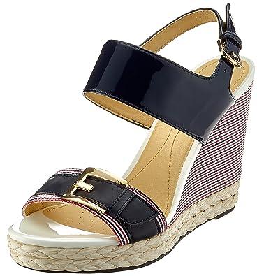 ada84ac76b Geox Women's Donna Janira E Platform Sandals