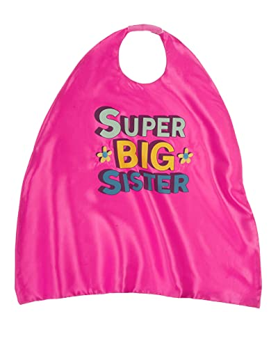 Ganz Super Big Sibling One Size Fits Most Polyester Fabric Children's Hero Cape