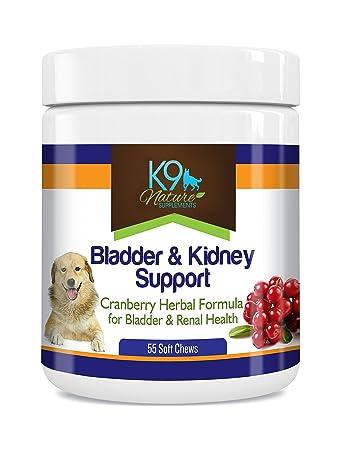 Amazon Com Bladder Support For Dogs Dog Bladder Control Pills