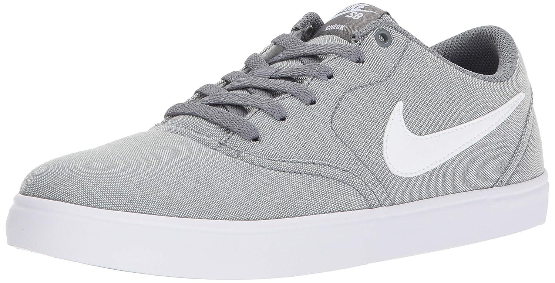 gris (Cool gris  blanc  noir 003) Nike SB Check Solar CNVS, Chaussures de Fitness Mixte Adulte 40 EU