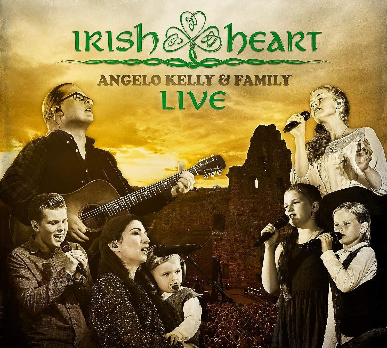 Irish Heart Live Cd Dvd Amazoncom Music