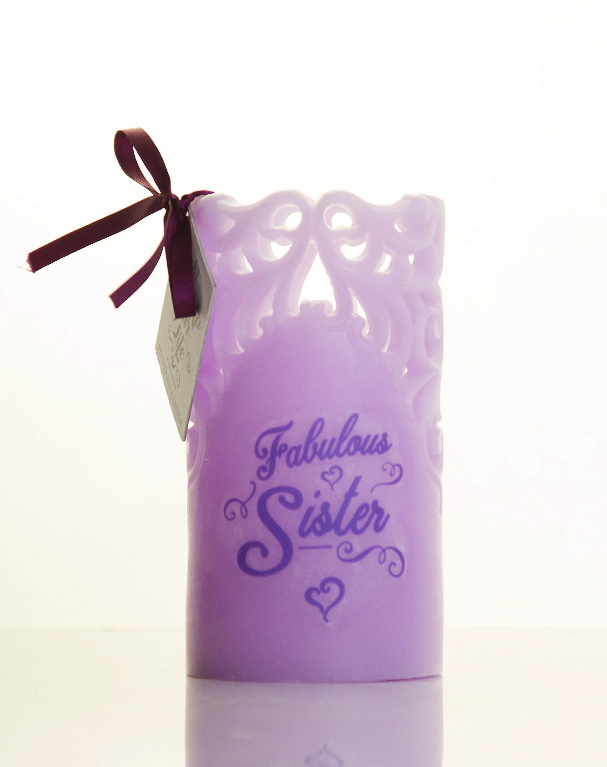 Fabulous Sister Wax Flameless Candle