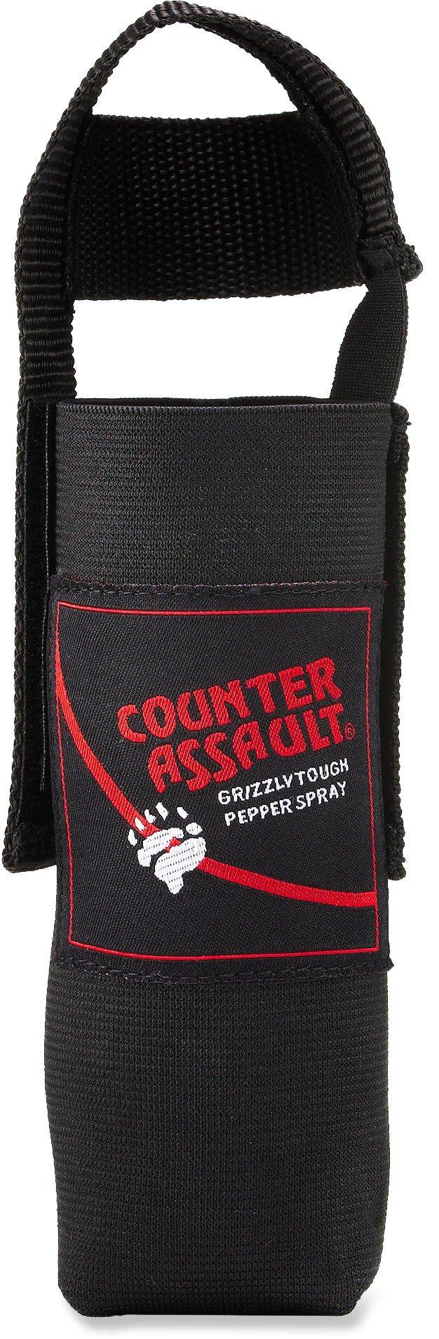 Counter Assault Bear Deterrent Pepper Spray Belt Holster by Counter Assault