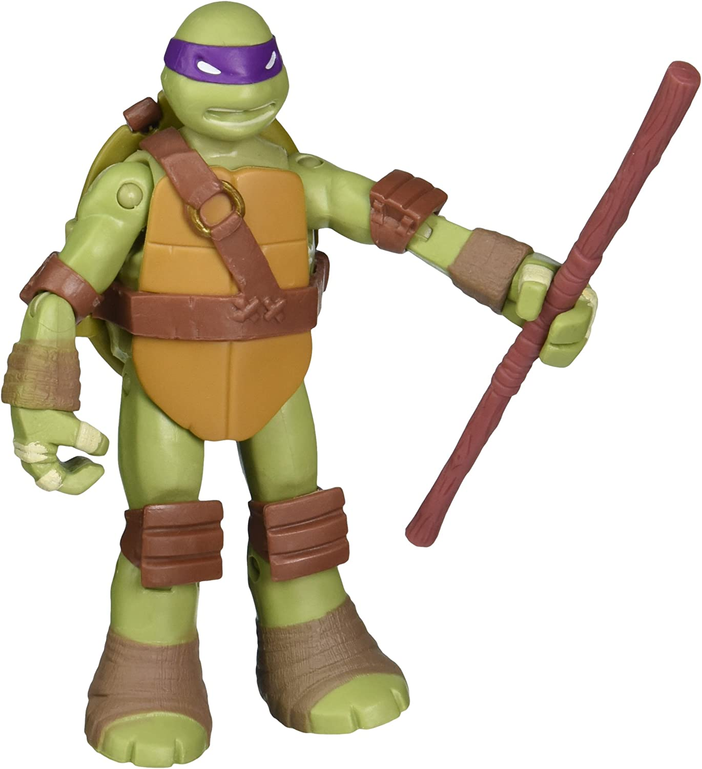 Amazon Com Teenage Mutant Ninja Turtles Battle Shell Donatello