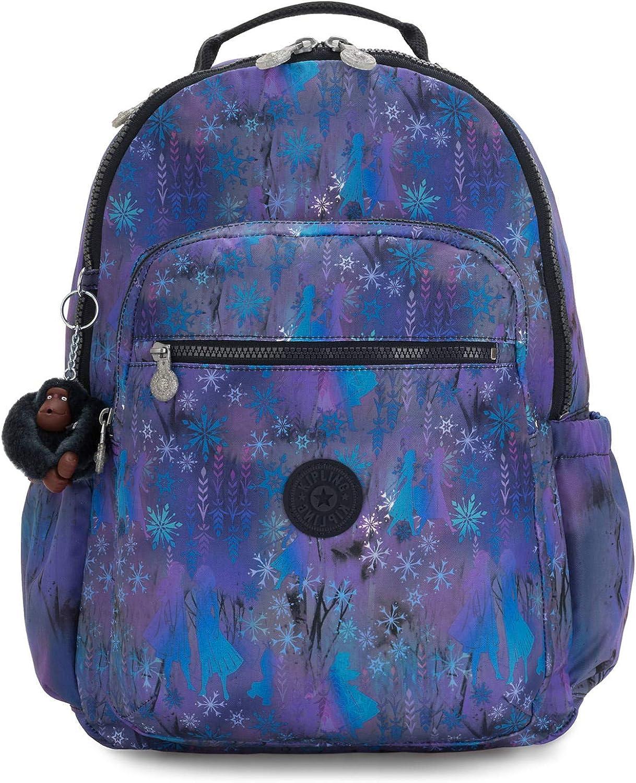 Kipling Disney's Frozen II Seoul Go Large 15 Laptop Backpack