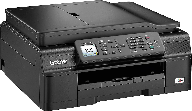 Brother MFC-J470DW MFP - Impresora multifunción (A4, inyección ...
