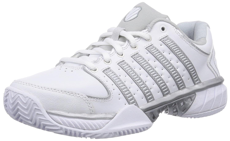 Amazon Com K Swiss Women S Hypercourt Express Leather Clay Tennis