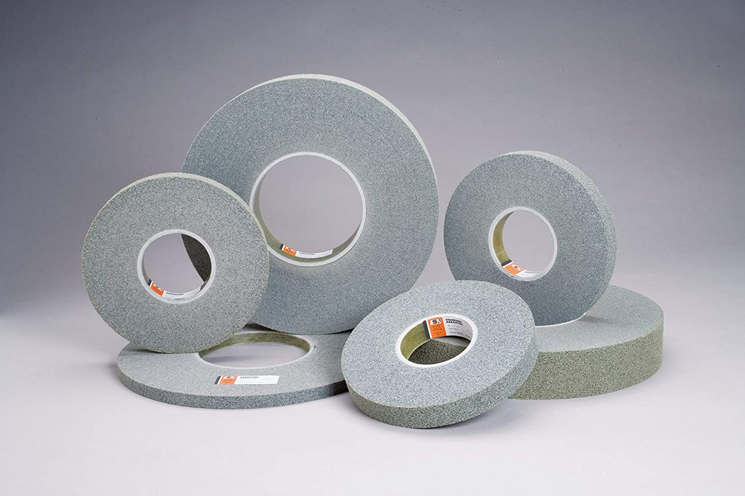 3M 43562-case Standard Abrasives GP Plus Wheel 850379 10 in x 2 in x 5 in 9S FIN