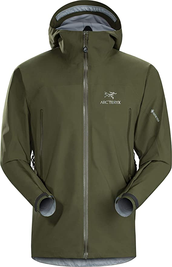 Arcteryx Zeta AR Jacket Mens at Amazon Mens Clothing store