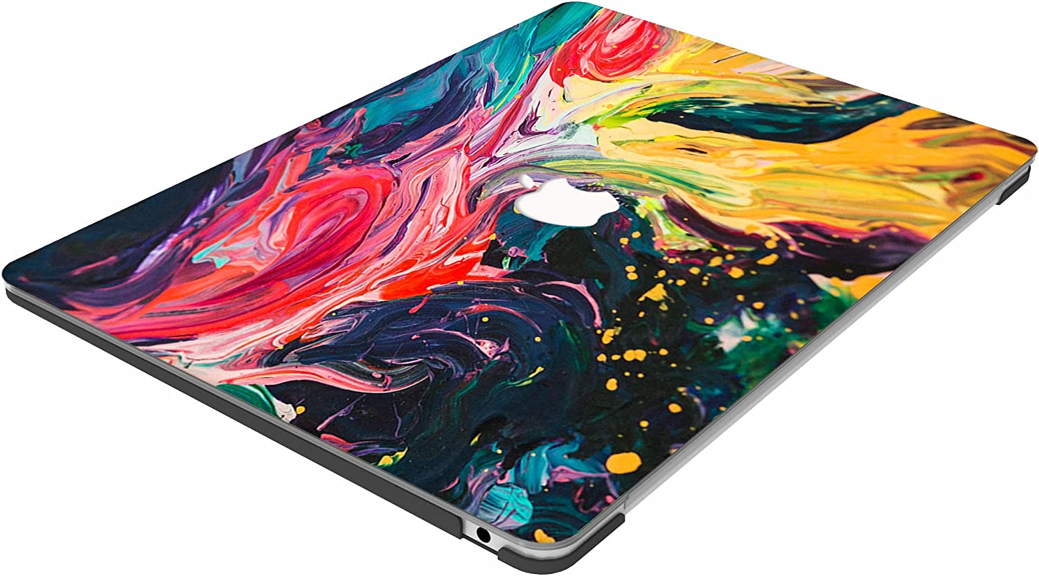 AOMO MacBook Pro 13 Inch Case 2020 Release A2338 M1//A2289//A2251 Colorful Pattern Plastic Hard Case with Keyboard Cover for Newest MacBook Pro 13 Inch with Touch Bar and Touch ID Colorful