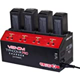 Venom Pro Typhoon H 4-Port LiPo Battery Balance Charger with Dual USB Outputs