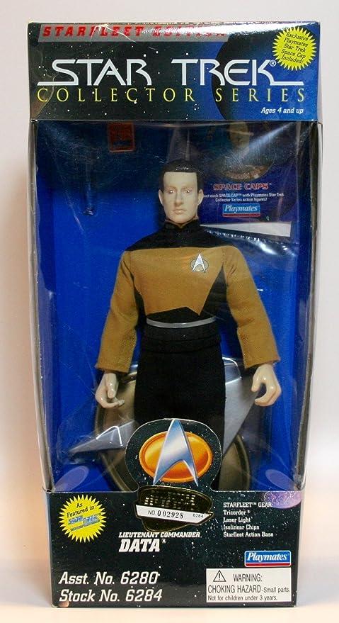 "Star Trek Action Figure Playmates Collectors Edition 9/"""