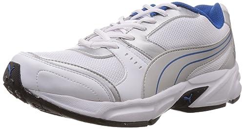 Snorkel Blue Mesh Running Shoes