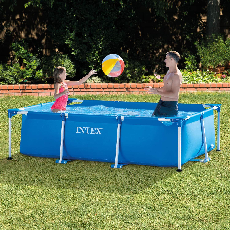 /Pool/ Intex/ /piscinette Metal Frame
