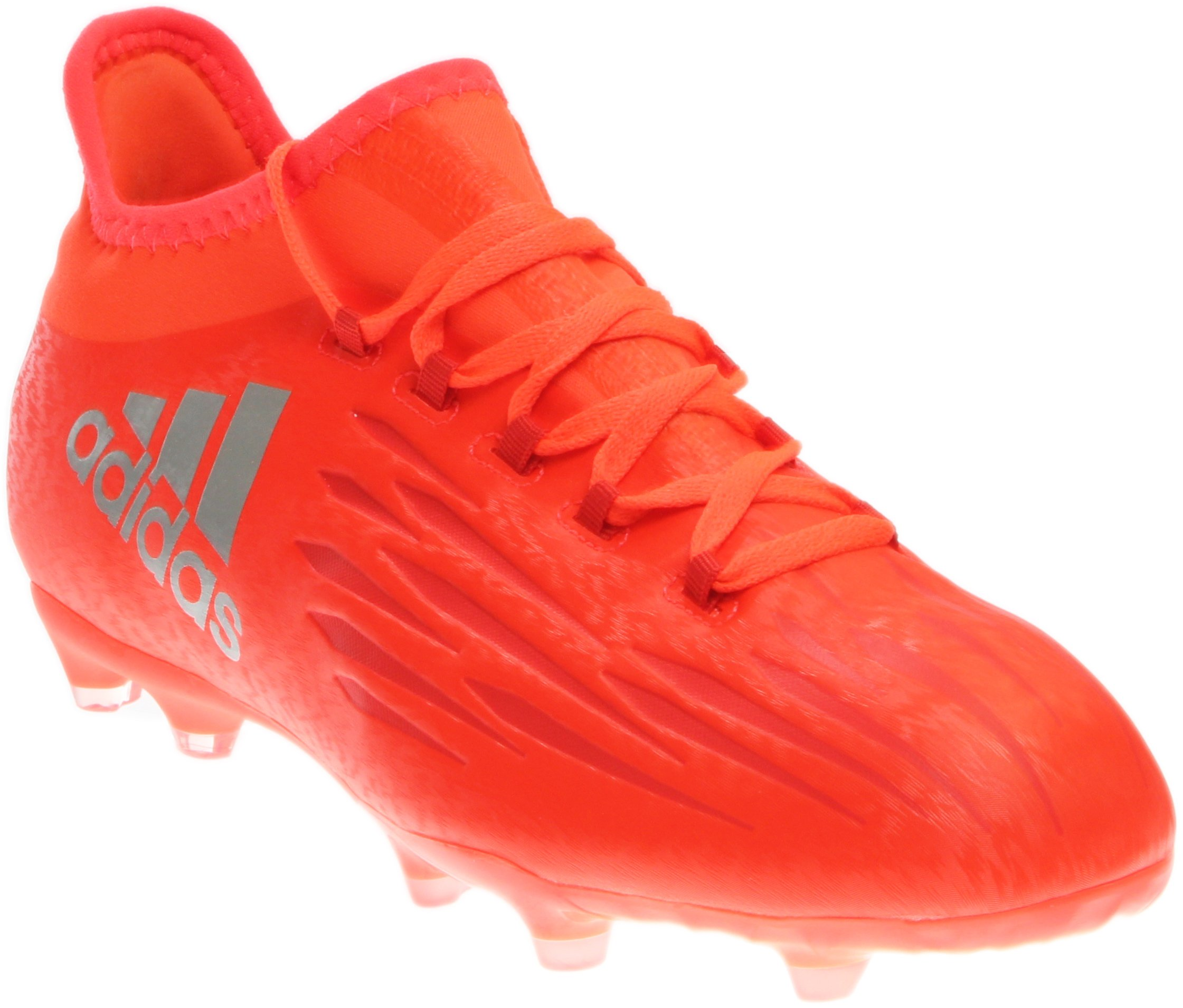 Adidas X 16.1 Youth Firm Ground Cleats [SOLRED] (4) by adidas