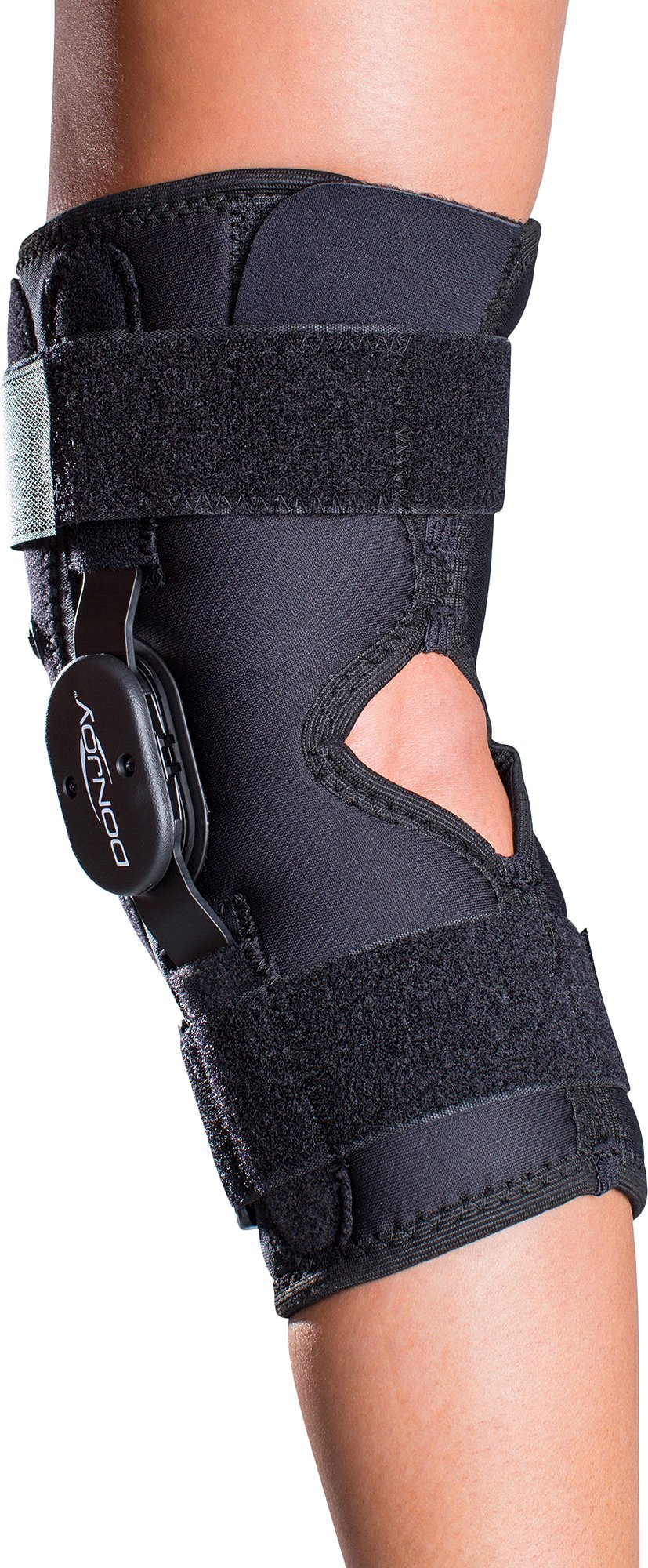 DonJoy Drytex Hinged Air Knee Brace, Small