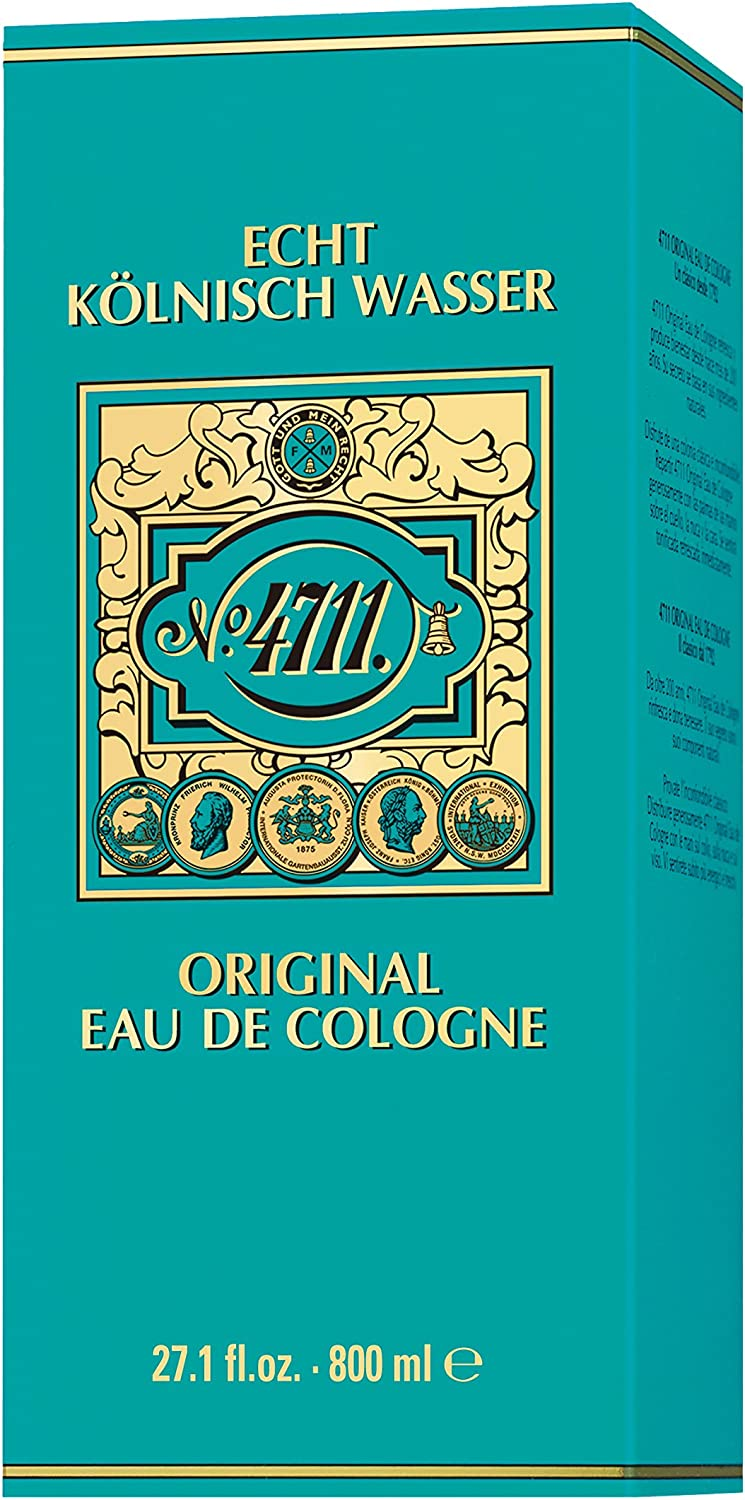 Nº 4711 Agua de Colonia Original, 800 ml