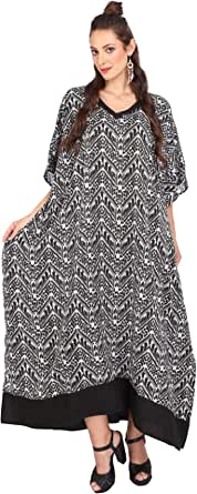 Miss Lavish London Kaftan Dress - Caftans for Women - Women's Caftans Suiting Teens to Adult Women in Regular to Plus Size