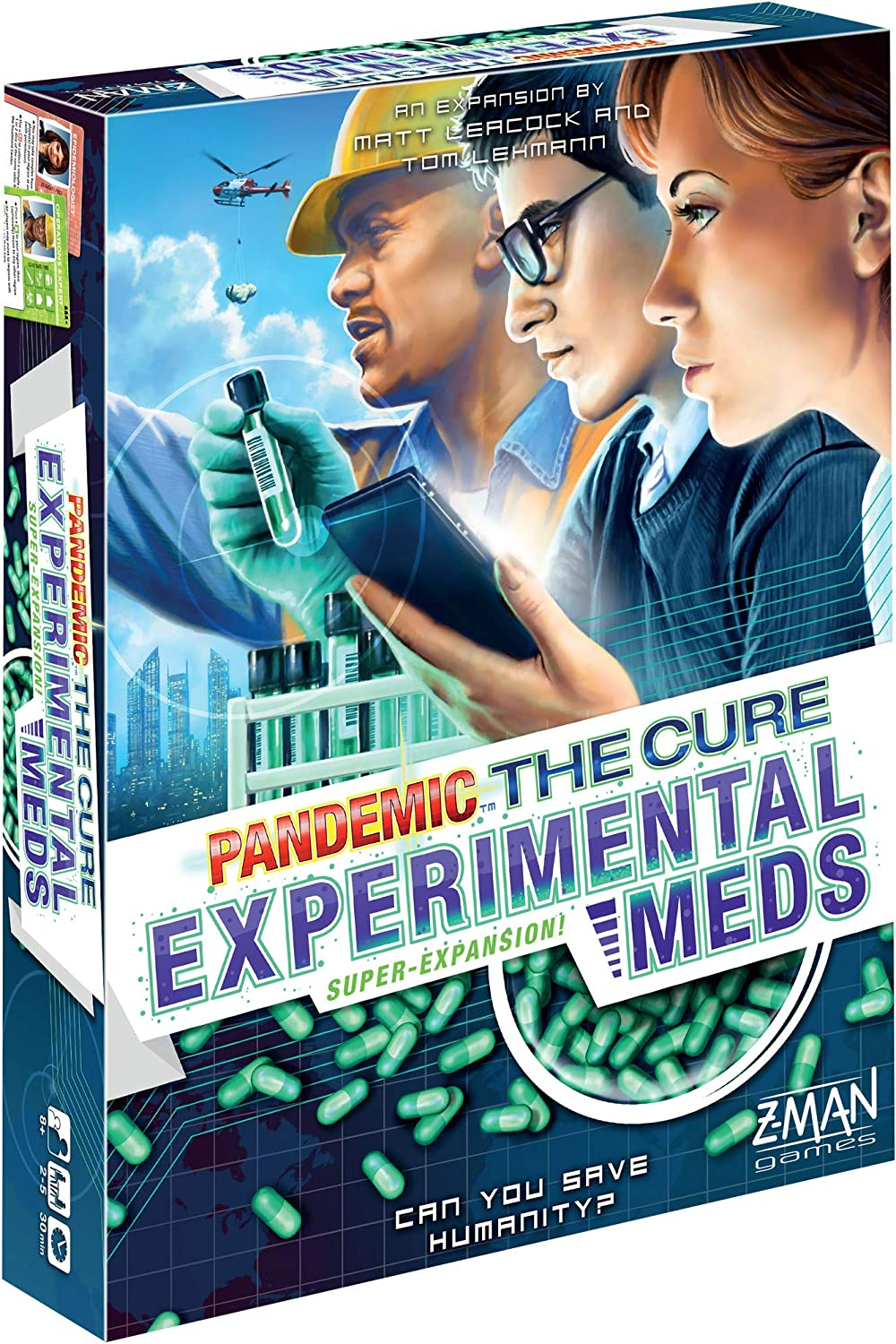 Pandemic Experimental Meds - English: Amazon.es: Juguetes y juegos