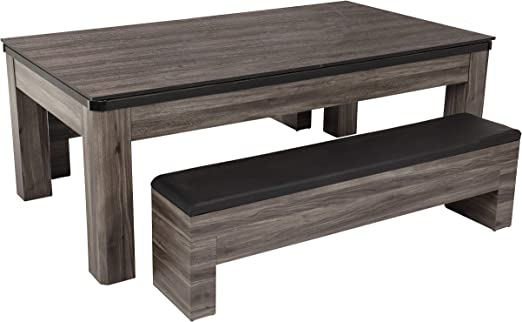 Atomic Northport 3-in-1 Dining Table - Best Versatile Design