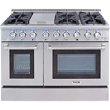 reliable Thor Kitchen 6-Burner