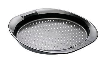 Prestige - Fuente de horno para pizza (superficie antiadherente ...