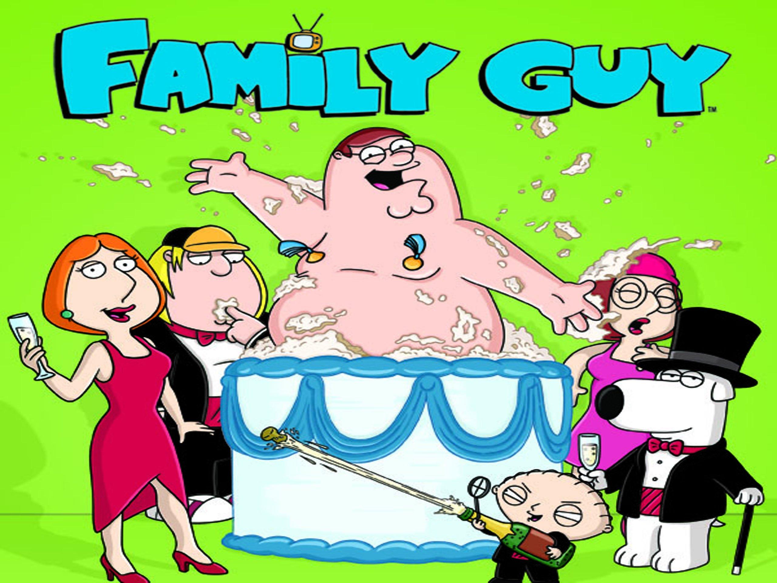 Nackt family guy frauen Family guy