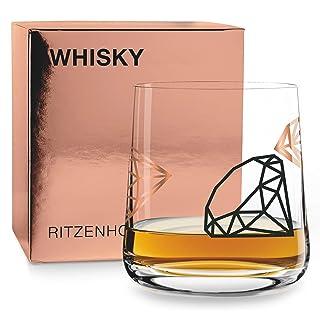 RITZENHOFF 3540010 - Vaso de whisky, color negro