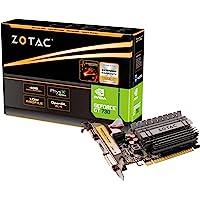Zotac ZT-71115-20L Graphics Card GeForce GT 730 4GB, 64-bit, DDR3, PCI Express 2.0 x16