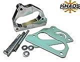 Khaos Motorsports Open Bore Throttle Body Spacer