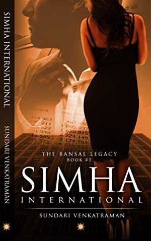 Simha International (The Bansal Legacy Book 1)